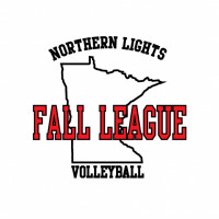 2018 Northern Lights Fall League logo