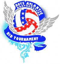2019 Boys Atlantic Northeast Bid Tournament logo