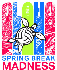 Spring Break Madness logo