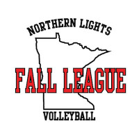 Northern Lights Middle School and Youth Fall League #1 logo